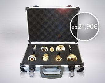 LPG-Adapter mit Sinterfilter der AutogasTec