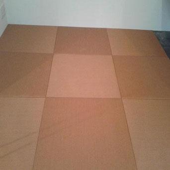 琉球畳 半畳 9枚 セキスイ美草 目積 ブラウン