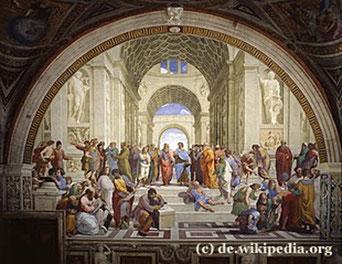 """Die Ausstellung """"Große Meister der Renaissance"""" zeigt originalgetreue Repliken in beeindruckender Dimension von Michelangelo, Da Vinci, Boticelli und anderen großen Meistern der Renaissance."""