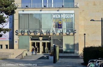"""Das Wien-Museum hat viele Standorte in Wien. Am Karlsplatz wird von März bis August 2016 die Ausstellung """"In den Prater"""" gezeigt."""