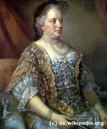Eine Ausstellung anlässlich des 300.Geburtstages zeigt das Leben und das politische Schaffen der Kaiserin und Reformerin, aber auch die Blick auf die Licht- und Schattenseiten der Regentin.