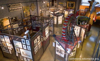 """Die Ausstellung """"In den Prater"""" zeigt die Geschichte von 250 Jahren Wiener Wurstelprater. Das bis dahin kaiserliche Jagdgebiet Prater wurde 1766 von Kaiser Joseph II der breiten Öffentlichkeit übergeben."""