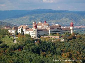 Benediktiner Stift Göttweig in der Wachau