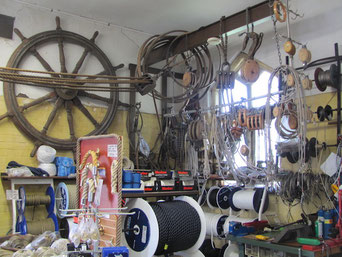 Im Skeppshandel in Ystad