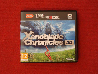 Mi videojuego exclusivo para New 3DS: Xenoblade Chronicles 3D