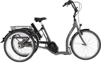 pfautec Shopping-Dreirad Torino finanzieren mit 0% Zinsen bei den Dreirad Experten Dreirad-Zentrum - Dreiräder und Elektro-Dreiräder für Erwachsene