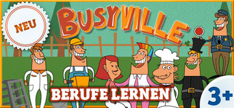 Busyville - iTunes App Store