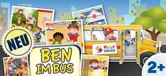 Ben I'm Bus - iTunes App Store