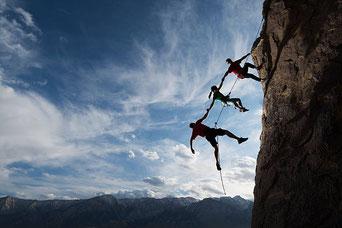 liens - Escalade montagne
