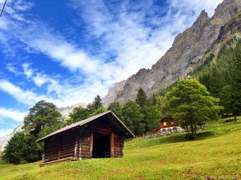 Gasterental - Juwel im Berner Oberland - 07.09.2014