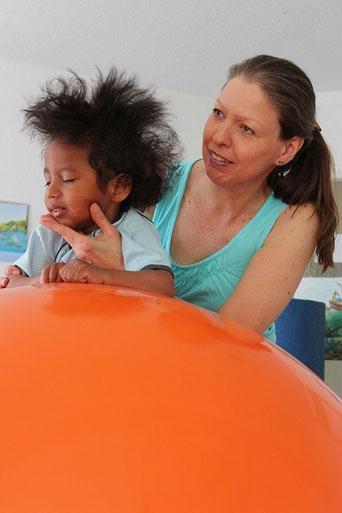Gudrun Kwiek   Kinderphysiotherapie
