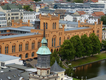 Zentrum und Altstadt