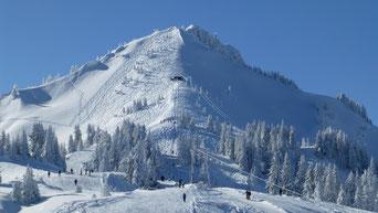 Grünten ski area Rettenberg