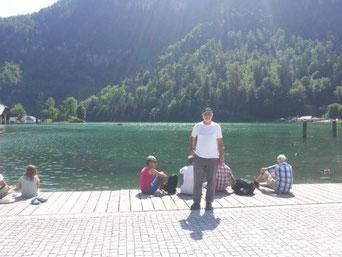 Figure 11- Le lac Königssee