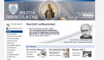 Die ganze Welt für Christus durch die Immuculata