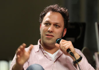 Hat viel zu erzählen: Musiker Murat Parlak