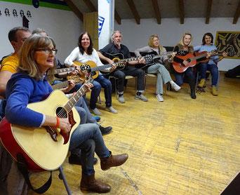 Gitarre lernen in Landsberg am Lech
