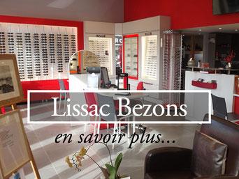 Opticien Lissac Bezons