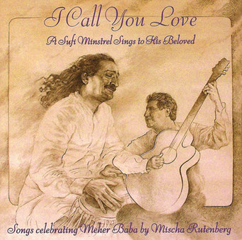"""CD - """"I Call You Love""""  Front cover"""