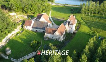 La Corroierie du Liget - historical place