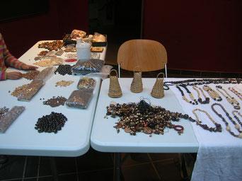 Atelier éco-bijoux
