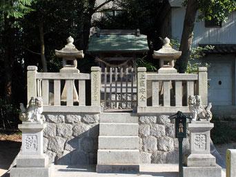 秋葉神社・津島神社