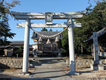 若宮神社(神ノ郷町)