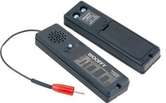 電池チェッカー「ウッフィー」