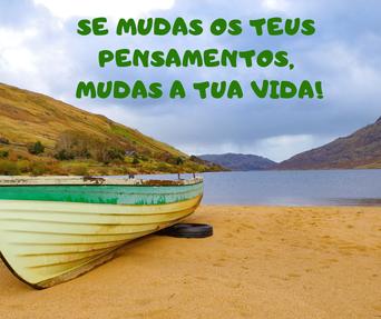 pensamentos positivos, felicidade, afirmações positivas, portugal