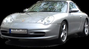 Fahrtenbuch für Porsche ohne PCM