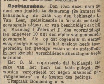 Het nieuws van den dag voor Nederlandsch-Indië 14-03-1904