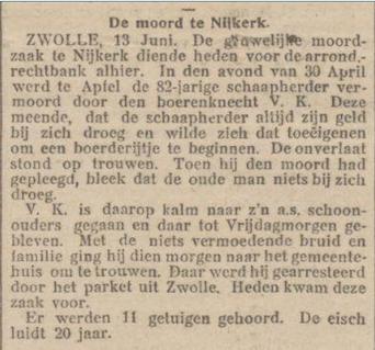 Nieuwsblad van het Noorden 13-06-1912