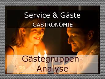 Gästegruppen Analyse