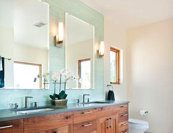 トイレ・洗面台・浴室の防湿タイプ鏡
