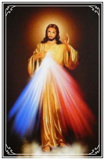 Jesus, we trust in you.