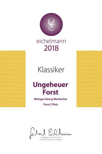 Weinführer Eichelmann - Ausgabe 2018