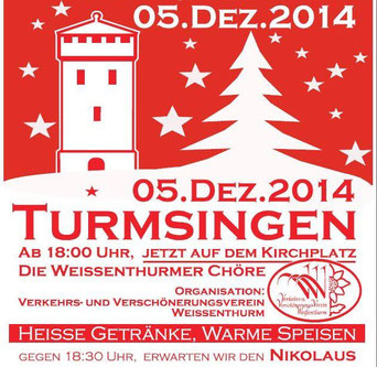 Turmsingen, Orgelförderverin, Klais-Orgel, Hl. Dreifaltigkeit