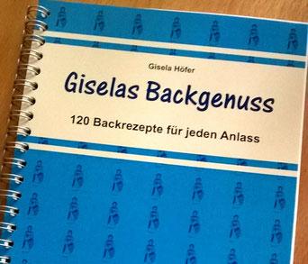 Giselas Backgenuss, Backbuch, Orgelförderverein, Klais-Orgel, Hl. Dreifaltigkeit