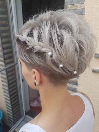 Brautfrisur Kurze Haare Rund Um Leipzig Zu Ihnen Nach Hause