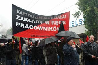 """""""Det Polske Arbejder Initiativ"""" – IP"""