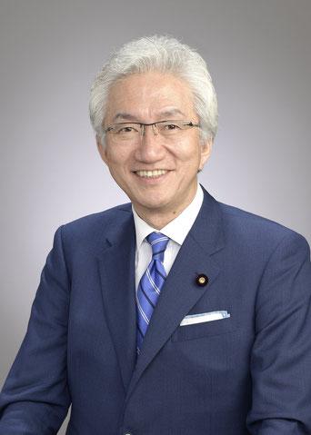 西田昌司(60)▼現職▼税理士▼滋賀大(写真は本人提供)