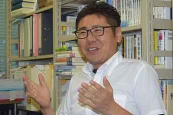 法学部・木村和成教授