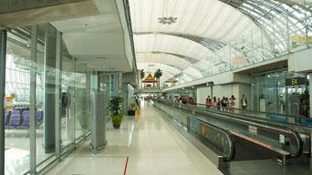 スワンナプーム空港、