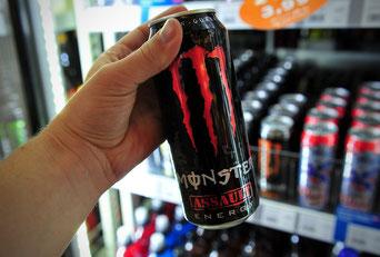 Das Problem rund um den Energiegetränkeskandal sind auch die Getränkeautomaten. Foto: dpa