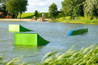 Wakegarden Obstacles