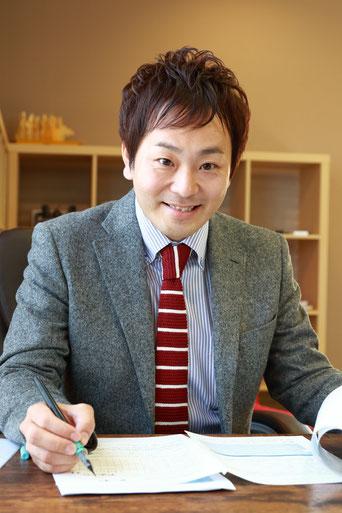 Step up consulting株式会社代表取締役 山内正明