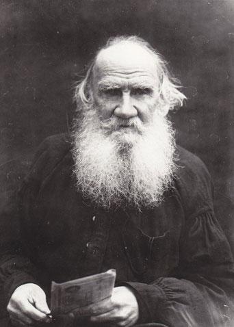 Graf Lew Nikolajewitsch Tolstoi