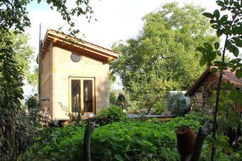Tiny House aus Hanf - Hanfingenieur Henrik Pauly
