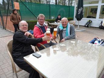 vlnr.: Bleil, Kühne, Fröhlich