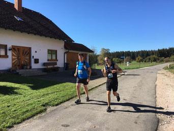 Un souvenir du Schwarzwald-Marathon, 14 octobre 2018